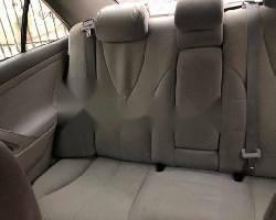 Nigeria Used Toyota Camry 2008 Model Red-6