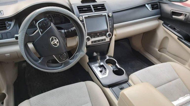 Nigeria Used Toyota Camry 2013 Model Green -3