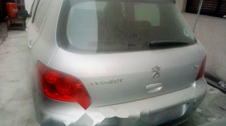 Tokunbo Peugeot 307 2008 Model Silver-1