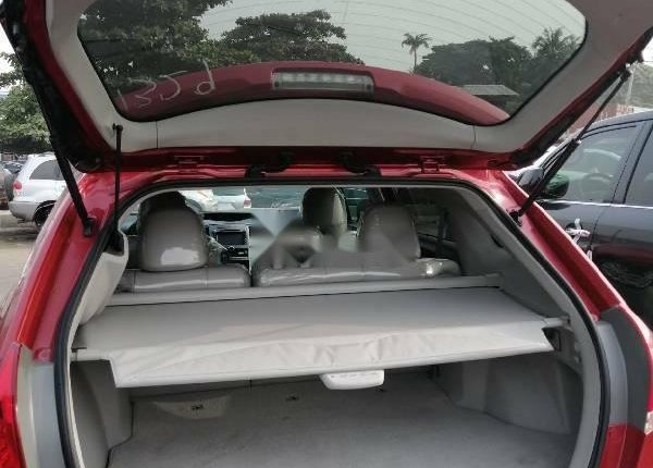 Foreign Used Toyota Venza 2010 Model Red-6