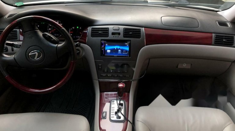 Foreign Used Lexus ES 2004 Model Silver-5
