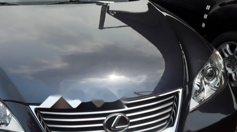 Foreign Used Lexus ES 2008 Model Gray-0