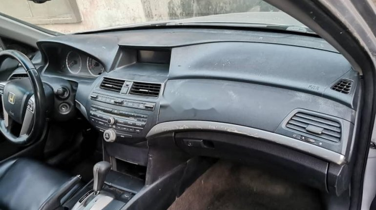 Foreign Used Honda Accord 2008 Model Silver-1
