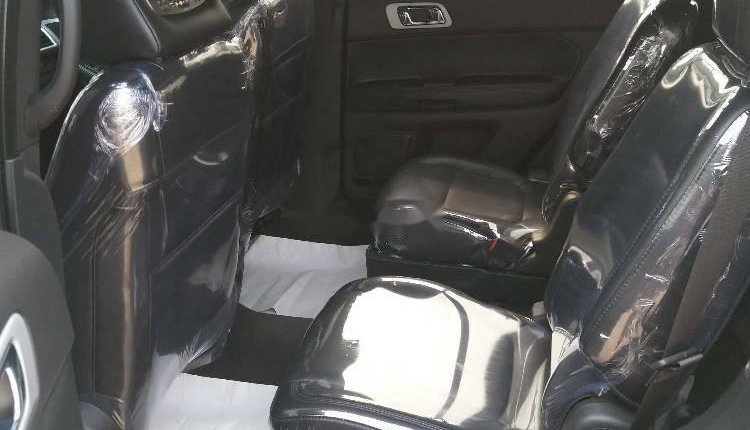 Foreign Used Ford Explorer 2012 Model Gray-3
