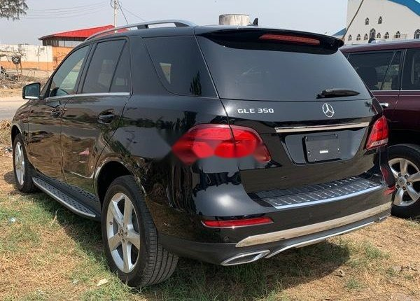 Tokunbo Mercedes-Benz GLE 2018 Model Black-5
