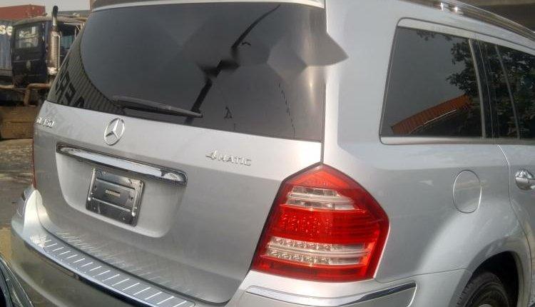 Tokunbo Mercedes-Benz G-Class 2012 Model Silver-8