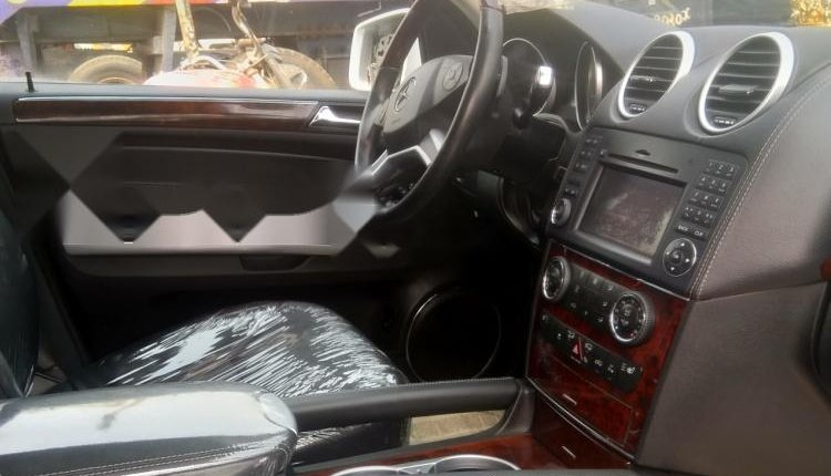Tokunbo Mercedes-Benz G-Class 2012 Model Silver-5