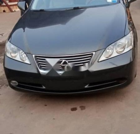 Foreign Used Lexus ES 2008 Model Black-0