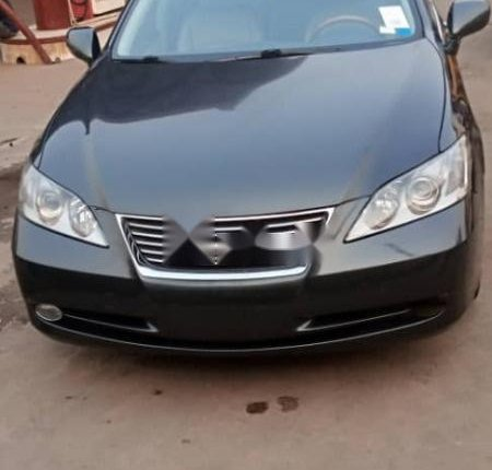 Foreign Used Lexus ES 2008 Model Black-11