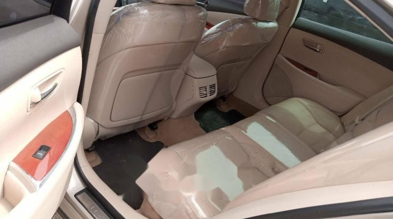 Foreign Used Lexus ES 2010 Model Gold-4