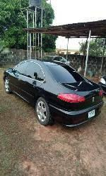 Nigeria Used Peugeot 607 2009 Model Blue-1