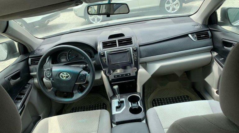 Nigeria Used Toyota Camry 2013 Model Silver-3