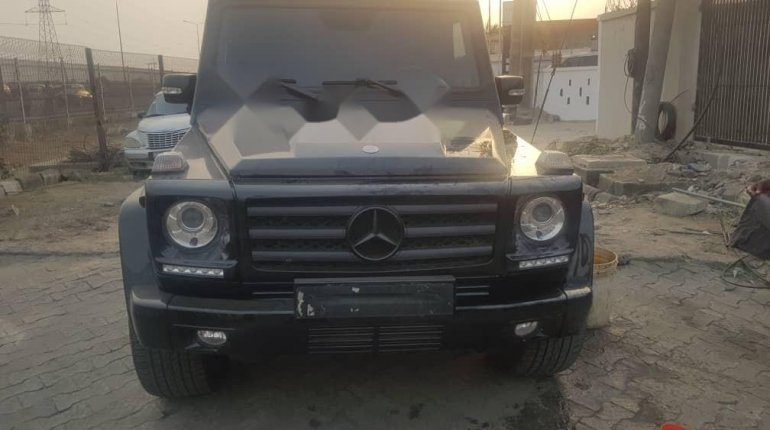 2012 Mercedes-Benz G-Class for sale Full Option-0