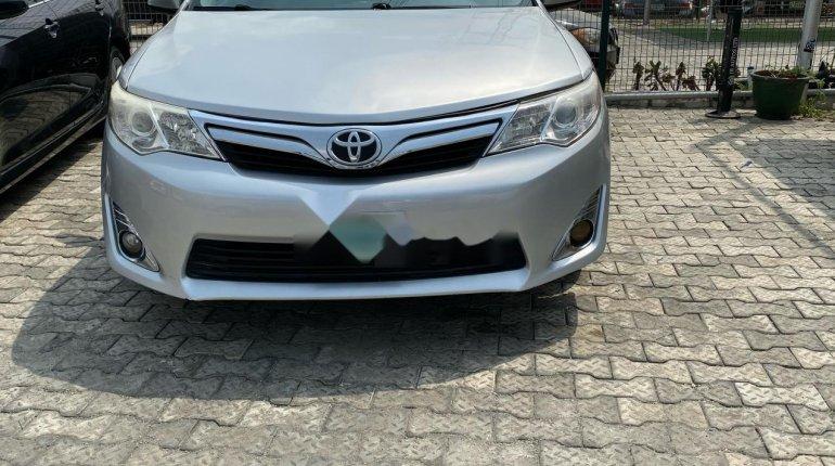 Nigeria Used Toyota Camry 2013 Model Silver-0