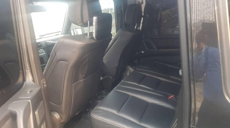 2012 Mercedes-Benz G-Class for sale Full Option-1