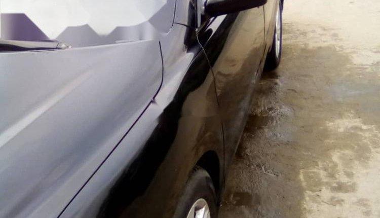 Nigeria Used Toyota Camry 2008 Model Black -1