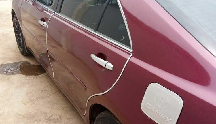 Clean Naija Used 2008 Toyota Camry for sale-2