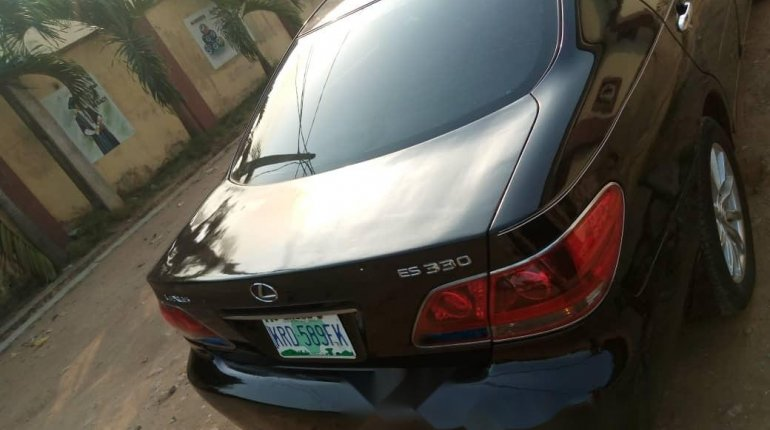 Foreign Used 2006 Lexus ES for sale in Lagos-1