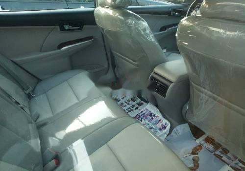 Foreign Used Toyota Camry 2013 Model Gray-4