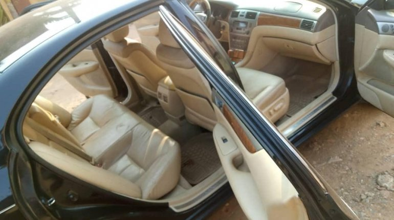 Foreign Used 2006 Lexus ES for sale in Lagos-3