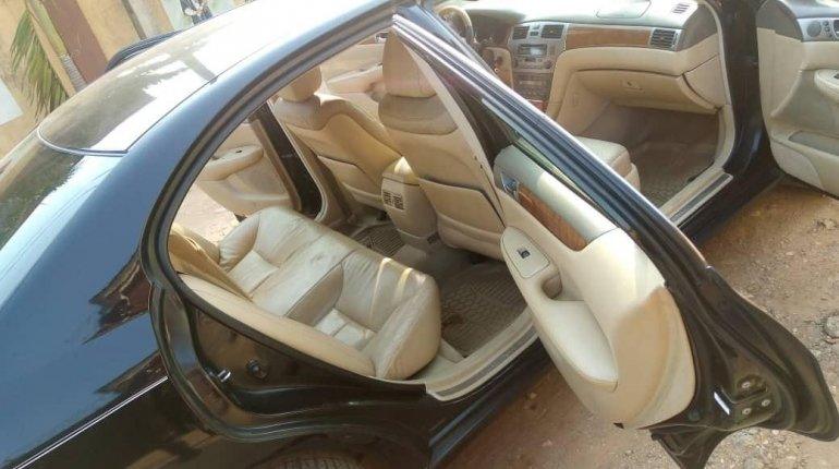 Foreign Used 2006 Lexus ES for sale in Lagos-5