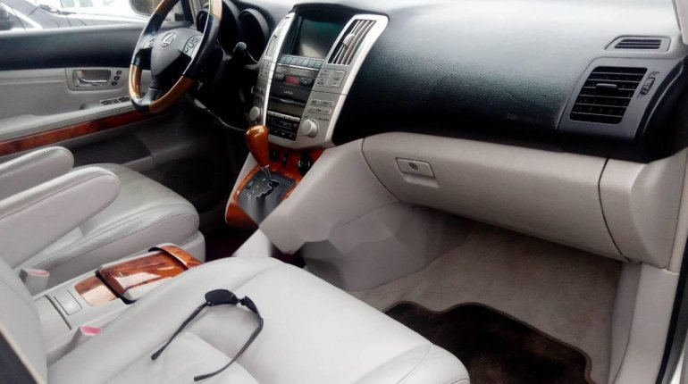 Foreign Used Lexus RX 2005 Model Gray-1