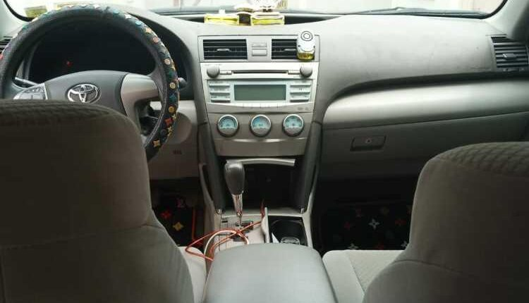 Clean Naija Used 2008 Toyota Camry for sale-4