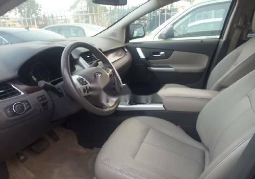 Foreign Used Ford Edge 2011 Model Black -2