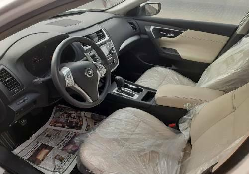 Foreign Used Nissan Altima 2017 Model White-1