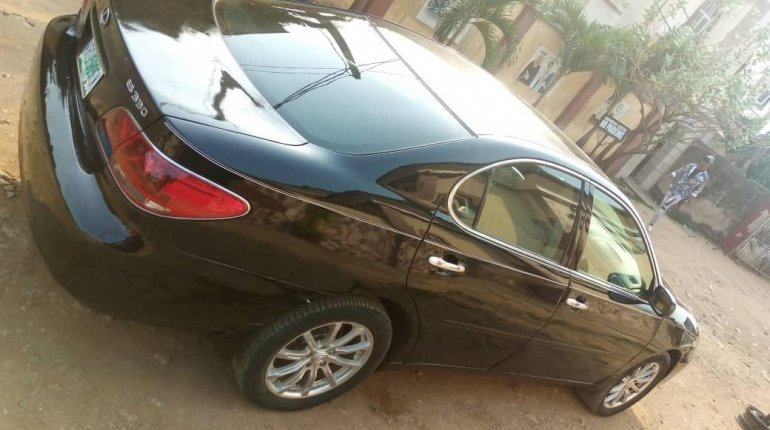 Foreign Used 2006 Lexus ES for sale in Lagos-2