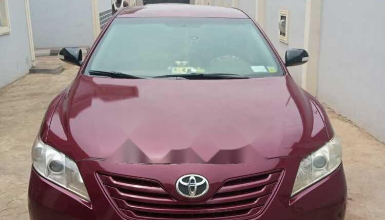 Clean Naija Used 2008 Toyota Camry for sale-0