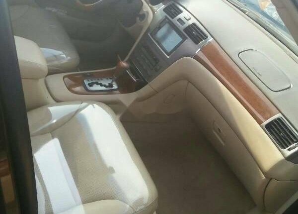 Foreign Used Lexus ES 2006 Model Brown-9