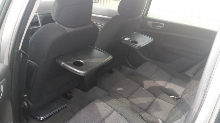 Foreign Used Peugeot 307 2005 Model Silver-2