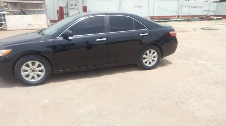 Very Clean Toyota Camry 2008 for sale-4