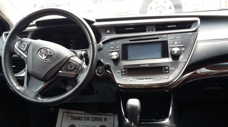 Very Clean Toyota Avalon Xle 2015 Model-4