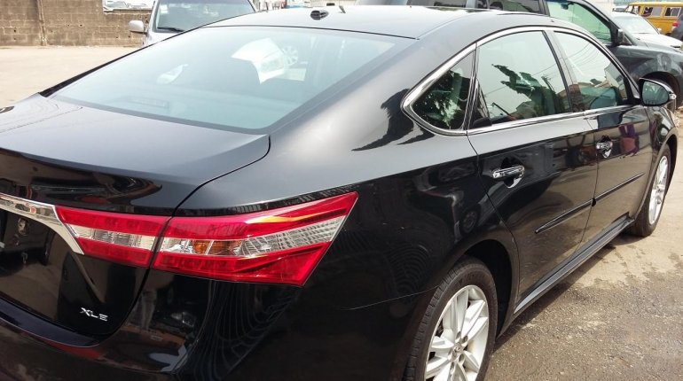 Very Clean Toyota Avalon Xle 2015 Model-7