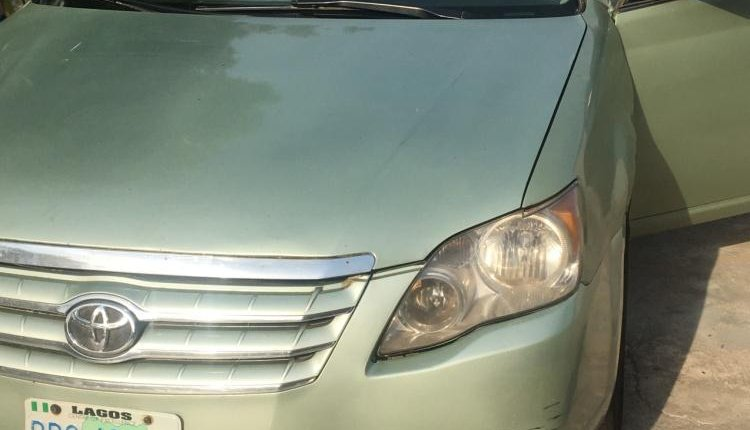 Direct Tokunbo 2008 Toyota Avalon for sale-0