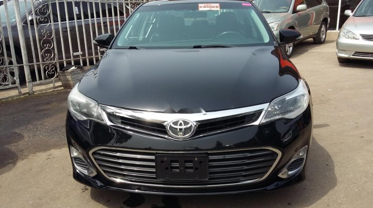 Very Clean Toyota Avalon Xle 2015 Model-0