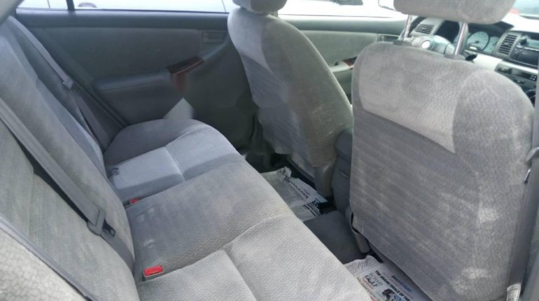 Foreign Used 2006 Silver Toyota Corolla for sale in Lagos. -1