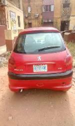 Used 2004 Peugeot 206 for sale-3