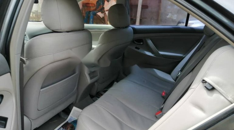 Foreign Used Toyota Camry 2008 Model Gray-5