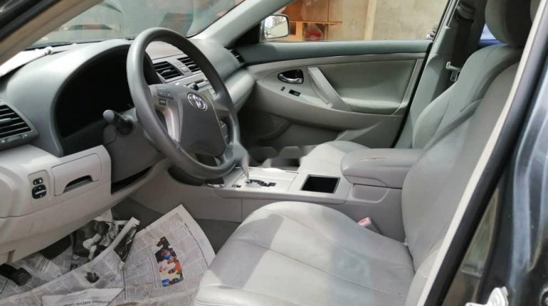 Foreign Used Toyota Camry 2008 Model Gray-2