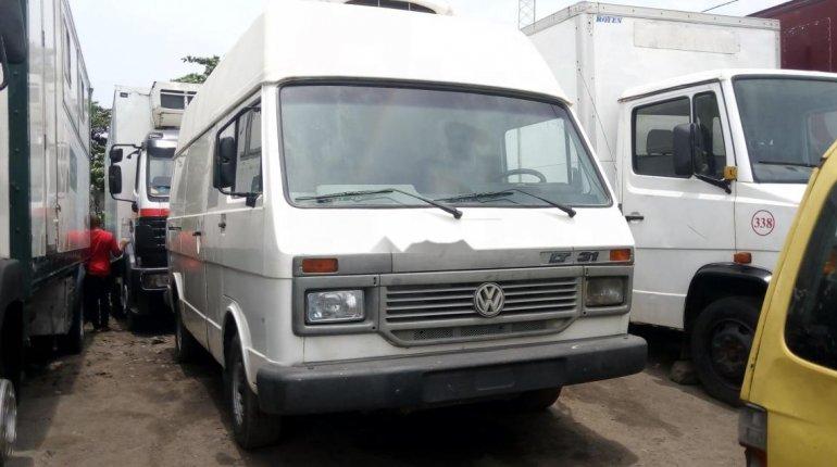 Foreign Used Volkswagen LT 2008 Model White-0