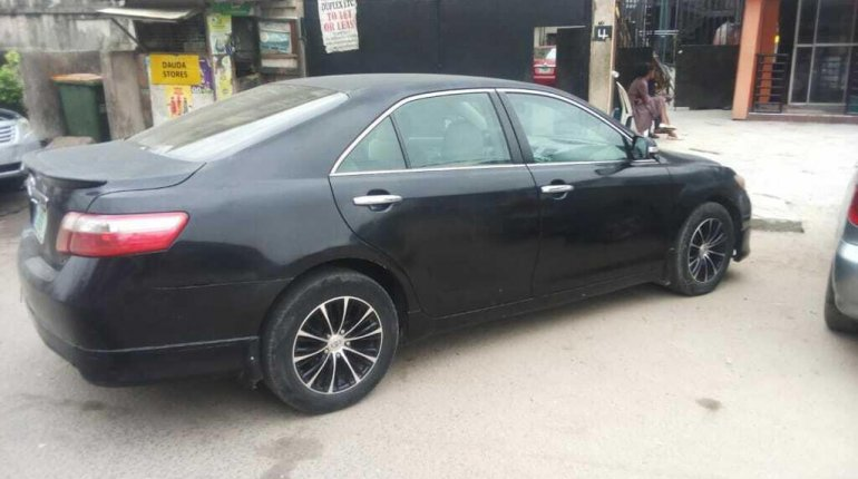 Toyota Camry 2008 Model for sale-3