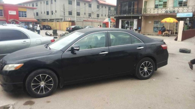 Toyota Camry 2008 Model for sale-2