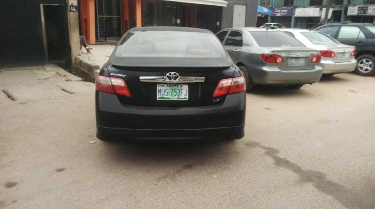 Toyota Camry 2008 Model for sale-1