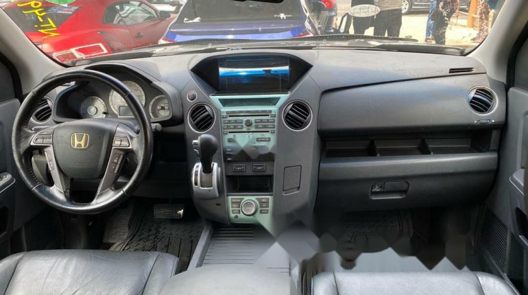 Foreign Used 2009 Black Honda Pilot for sale in Lagos-4