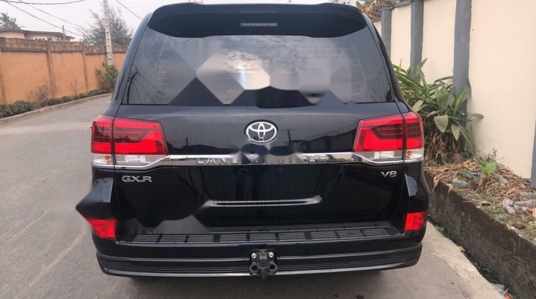 2019 Black Toyota Highlander for sale in Lagos-9