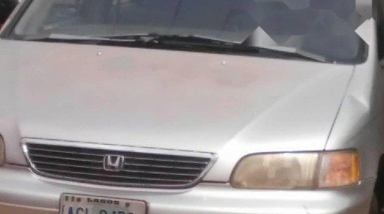 Naija Used Honda Odyssey 1999 Model for sale-0