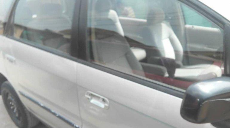 Naija Used Honda Odyssey 1999 Model for sale-5